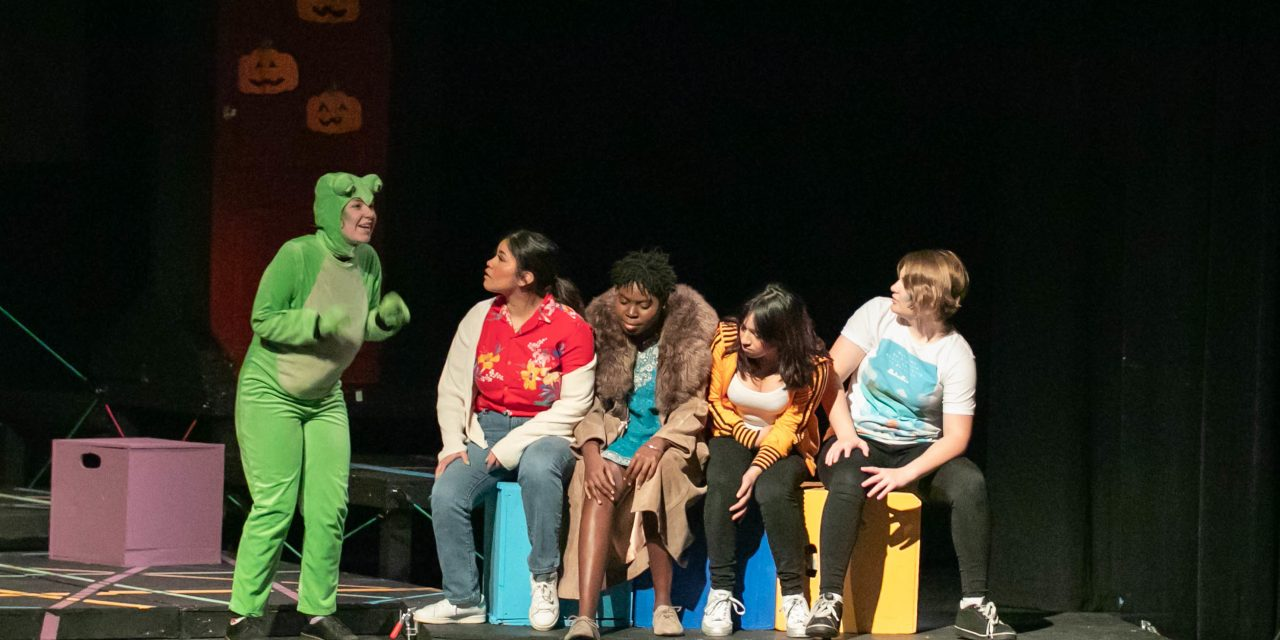 "Photos: WHS Theater presents ""Dream the Ending"""