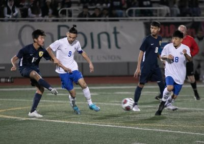 2019 OSAA 4A Boys Soccer State Championship Title Game
