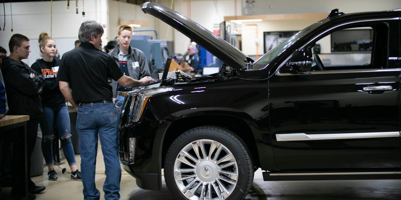 WHS students accepted to automotive leadership institute