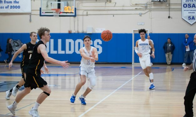 Photos: VBBB -Woodburn vs Philomath
