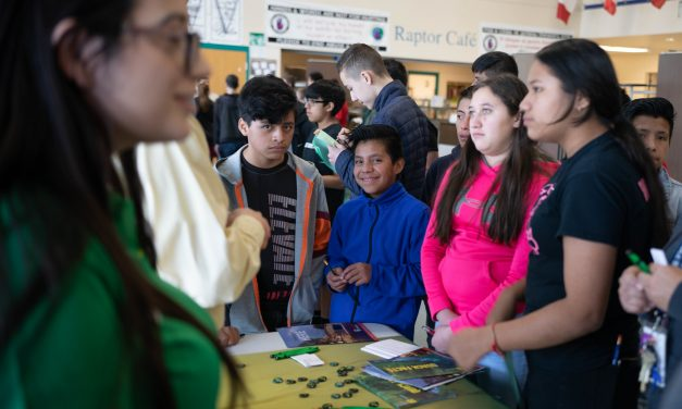 Valor Middle School College and Career Fair