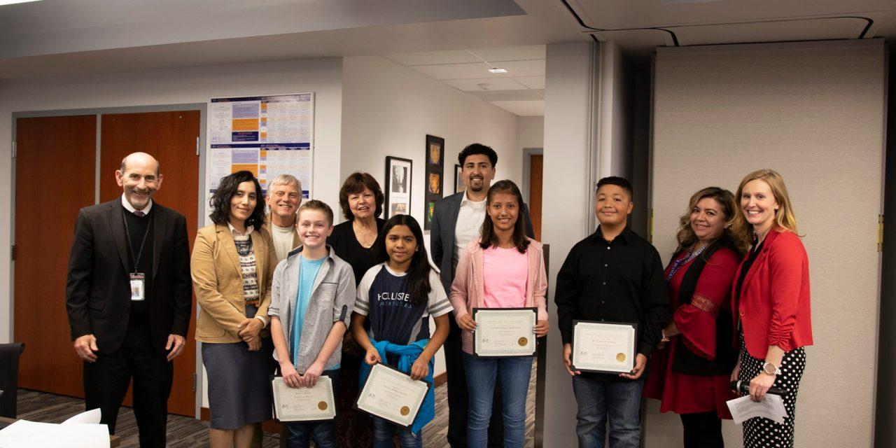 School Board Recognition – October