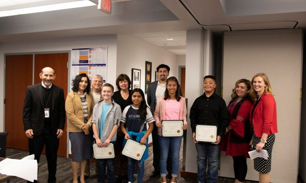 School Board Recognition – October