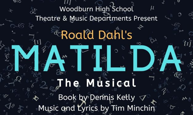 Matilda The Musical – February 7 – 8, 14 -15