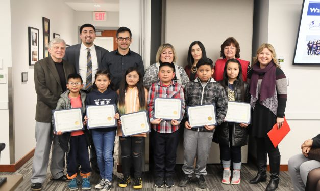 February School Board Recognition