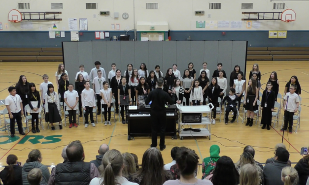 Video: VMS 2020 Winter Choir Concert