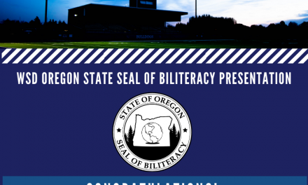 WSD 2020 Oregon Seal of Biliteracy Recipients