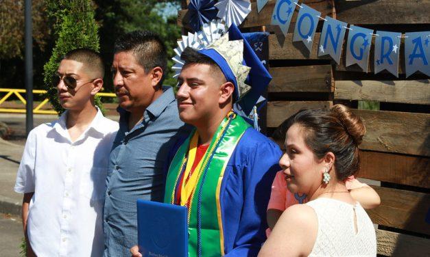 2020 Woodburn High School  Graduation