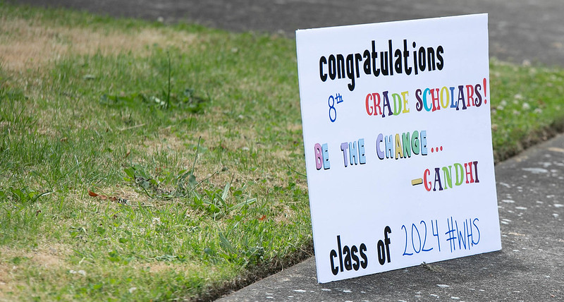 Photos: Valor Middle School 2020 8th Grade Promotion